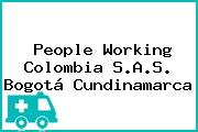 People Working Colombia S.A.S. Bogotá Cundinamarca