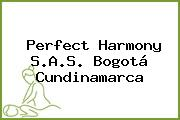 Perfect Harmony S.A.S. Bogotá Cundinamarca