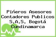 Piñeros Asesores Contadores Publicos S.A.S. Bogotá Cundinamarca