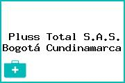 Pluss Total S.A.S. Bogotá Cundinamarca