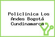 Policlinica Los Andes Bogotá Cundinamarca