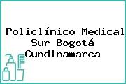 Policlínico Medical Sur Bogotá Cundinamarca