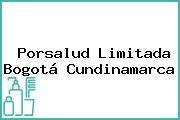 Porsalud Limitada Bogotá Cundinamarca