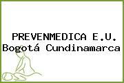 PREVENMEDICA E.U. Bogotá Cundinamarca