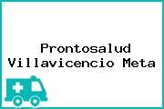 Prontosalud Villavicencio Meta