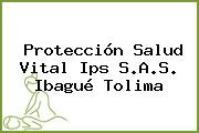 Protección Salud Vital Ips S.A.S. Ibagué Tolima