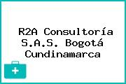 R2A Consultoría S.A.S. Bogotá Cundinamarca