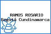 RAMOS ROSARIO Bogotá Cundinamarca
