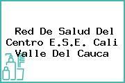 Red De Salud Del Centro E.S.E. Cali Valle Del Cauca
