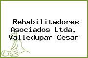 Rehabilitadores Asociados Ltda. Valledupar Cesar
