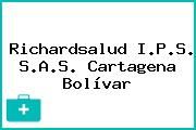 Richardsalud I.P.S. S.A.S. Cartagena Bolívar