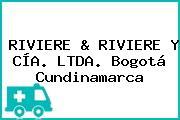 RIVIERE & RIVIERE Y CÍA. LTDA. Bogotá Cundinamarca