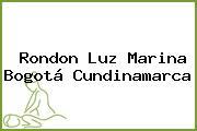 Rondon Luz Marina Bogotá Cundinamarca
