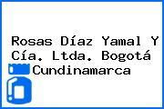 Rosas Díaz Yamal Y Cía. Ltda. Bogotá Cundinamarca