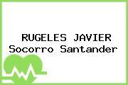 RUGELES JAVIER Socorro Santander