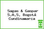 Sagas & Gaspar S.A.S. Bogotá Cundinamarca