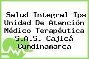 Salud Integral Ips Unidad De Atención Médico Terapéutica S.A.S. Cajicá Cundinamarca