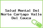 Salud Mental Del Norte Cartago Valle Del Cauca