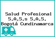 Salud Profesional S.A.S.s S.A.S. Bogotá Cundinamarca