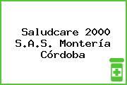 Saludcare 2000 S.A.S. Montería Córdoba