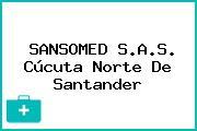 SANSOMED S.A.S. Cúcuta Norte De Santander
