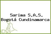 Sarima S.A.S. Bogotá Cundinamarca