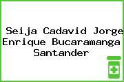 Seija Cadavid Jorge Enrique Bucaramanga Santander