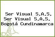 Ser Visual S.A.S. Ser Visual S.A.S. Bogotá Cundinamarca