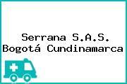 Serrana S.A.S. Bogotá Cundinamarca