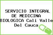 SERVICIO INTEGRAL DE MEDICINA BIOLOGICA Cali Valle Del Cauca