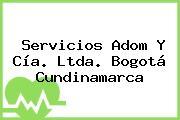 Servicios Adom Y Cía. Ltda. Bogotá Cundinamarca
