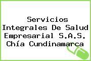 Servicios Integrales De Salud Empresarial S.A.S. Chía Cundinamarca