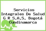 Servicios Integrales De Salud G R S.A.S. Bogotá Cundinamarca