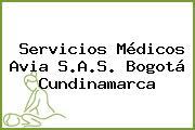 Servicios Médicos Avia S.A.S. Bogotá Cundinamarca