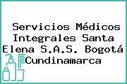 Servicios Médicos Integrales Santa Elena S.A.S. Bogotá Cundinamarca