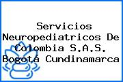 Servicios Neuropediatricos De Colombia S.A.S. Bogotá Cundinamarca
