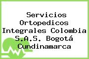 Servicios Ortopedicos Integrales Colombia S.A.S. Bogotá Cundinamarca