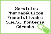 Servicios Pharmacéuticos Especializados S.A.S. Montería Córdoba