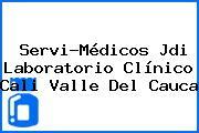 Servi-Médicos Jdi Laboratorio Clínico Cali Valle Del Cauca