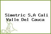 Simetric S.A Cali Valle Del Cauca