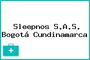Sleepnos S.A.S. Bogotá Cundinamarca
