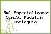 Sml Especializados S.A.S. Medellín Antioquia