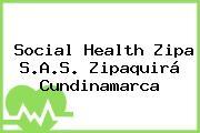 Social Health Zipa S.A.S. Zipaquirá Cundinamarca
