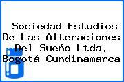 Sociedad Estudios De Las Alteraciones Del Sueño Ltda. Bogotá Cundinamarca