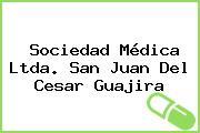 Sociedad Médica Ltda. San Juan Del Cesar Guajira