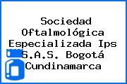 Sociedad Oftalmológica Especializada Ips S.A.S. Bogotá Cundinamarca