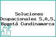 Soluciones Ocupacionales S.A.S. Bogotá Cundinamarca