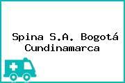 Spina S.A. Bogotá Cundinamarca