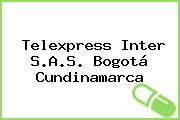 Telexpress Inter S.A.S. Bogotá Cundinamarca