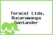 Teracal Ltda. Bucaramanga Santander